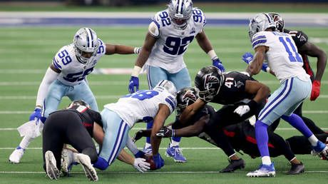 'Completely clueless': Dallas Cowboys complete unlikely comeback win as Atlanta Falcons seem to FORGET vital kick rules