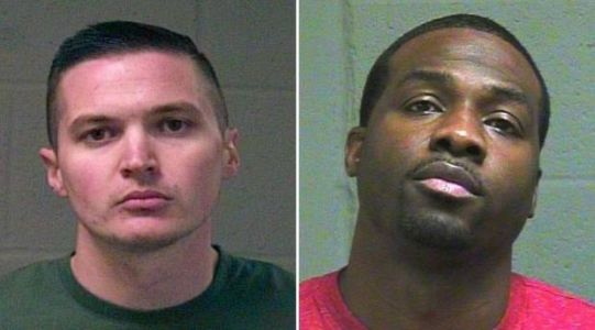 Prosecutors dismiss assault case against two former Oklahoma County jailers charged after an inmate died