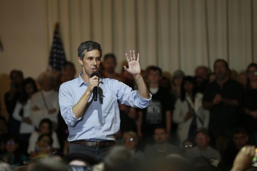 O'Rourke: Time to play rough with Republicans