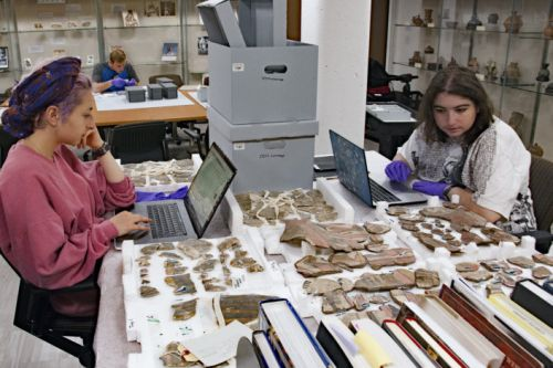 New exhibition highlights Stanford's collection of ancient Egyptian artifacts