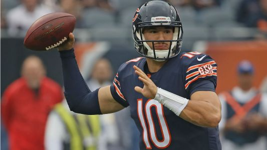 Mitchell Trubisky injury update: Bears QB doubtful for Thanksgiving game