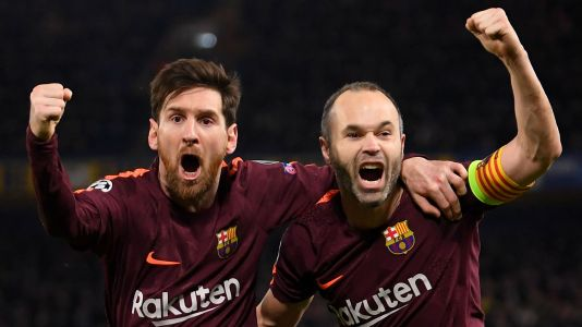 Messi goal pegs back Chelsea in CL draw