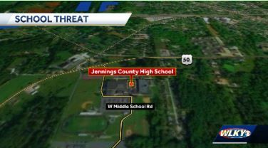Police investigating threat against Jennings County High School
