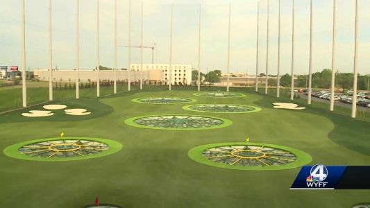 Greenville's Topgolf is set to open soon