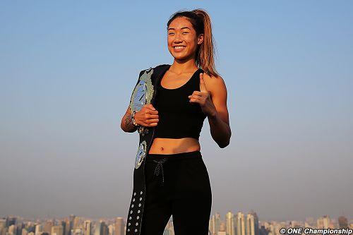 Victoria Lee, 16, joins champion siblings Angela and Christian in ONE Championship