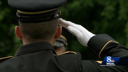 Remains of World War Two veteran receive proper burial 75 years later