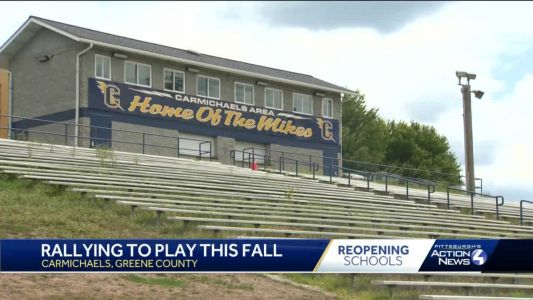 Friday night student-athlete rally for fall sports planned in Greene County