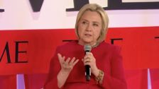 Hillary Clinton Agrees With Nancy Pelosi On Potential Trump Impeachment