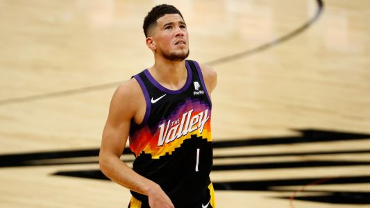 LeBron James: Devin Booker, Damian Lillard Are NBA's Most Disrespected Players