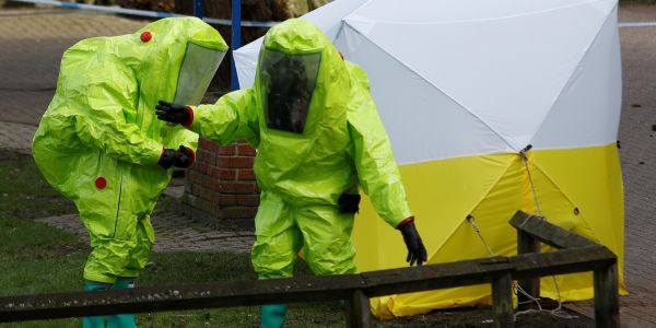 New clues in UK Novichok poisoning case point to an assassination plot involving Russia's military intelligence service