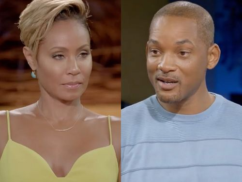 Jada Pinkett Smith and Will Smith haven't sworn or yelled at each other in 20 years - here's how they did it