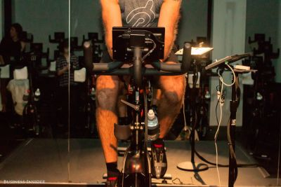 A bunch of cycling enthusiasts just helped Peloton raise $325 million - betting it could be 'the Apple of fitness'