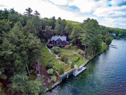 Mansion Monday: A peaceful lakeside escape in Meredith