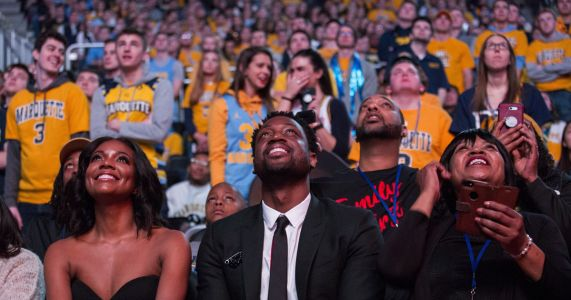 Dwyane Wade Day: Marquette gets in on the 'Last Dance'