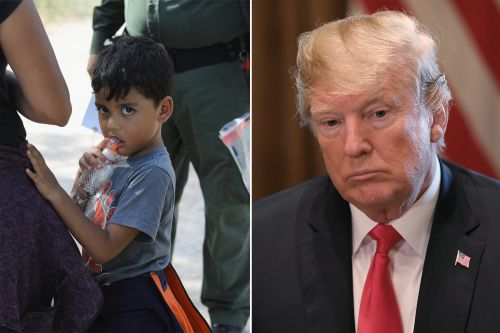 Trump signs executive order to keep families together at border