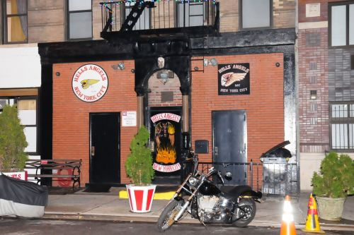 Hells Angels are selling their LES clubhouse