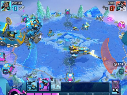 Pocket Gems' Wild Beyond bring core real-time strategy to mobile
