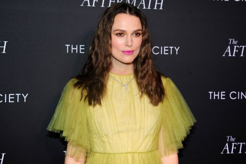 Keira Knightley: Motherhood is 'really f-ing difficult' regardless of privilege
