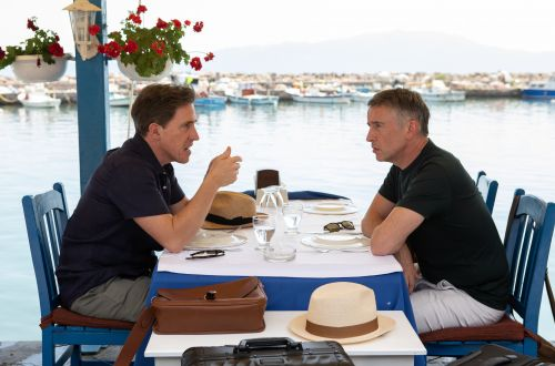 Coogan, Brydon pack more comic delight in 'Trip to Greece'