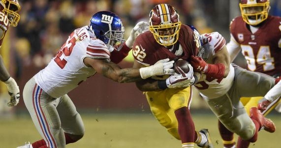 Kerrigan, short-handed Redskins to face Zeke-less Cowboys