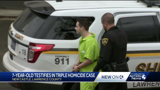 Three charged in New Castle triple homicide appear in court Tuesday
