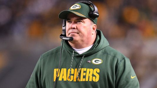Packers coach Mike McCarthy on rumors about his future: 'Negativity is an unfortunate part of this business .'
