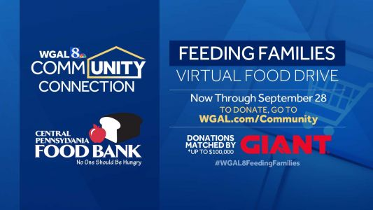 Community Connection Feeding Families