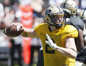 No. 8 Michigan poses toughest test yet for Boilermakers