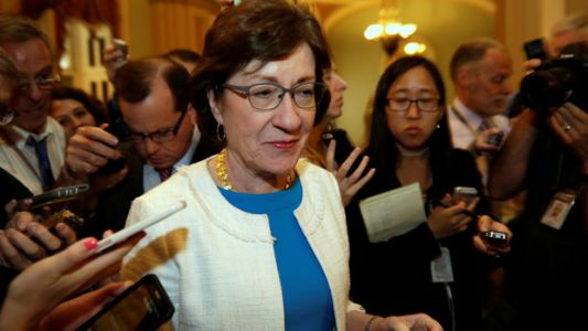 Susan Collins Comes Out Against Obamacare Repeal Bill