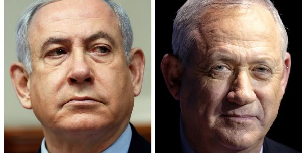 Benny Gantz is reportedly entering a unity government with Bibi Netanyahu, continuing the indicted prime minister's leadership through 2021