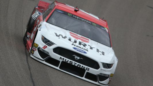 NASCAR starting lineup at Richmond: Brad Keselowski wins pole, field set for Federated Auto Parts 400