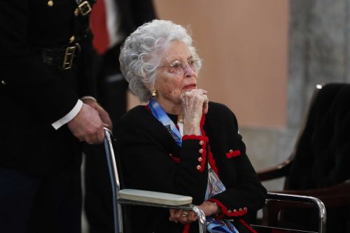 Annie Glenn, widow of astronaut John Glenn, turns 100