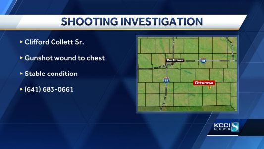 Police investigating after man found with gunshot wound to the chest