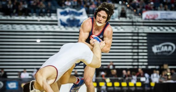 Mat Classic Notebook: Colville's Trent Baun joins four state-championships club