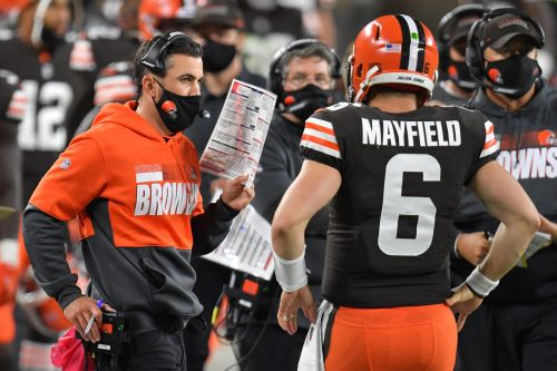 Browns' true offensive identity around Baker Mayfield revealed against Bengals
