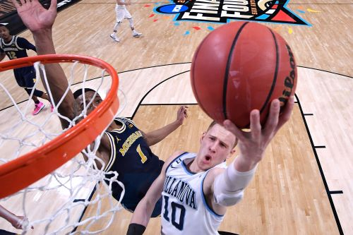 Donte DiVincenzo will enter NBA draft - with an escape hatch