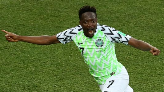 Scoring against Argentina and outshining Messi is easy for 'Lionel Musa'