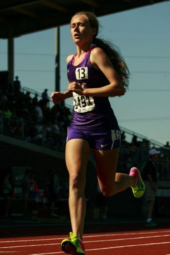 State track and field: Lake Stevens' Taylor Roe scaling back at this year's meet