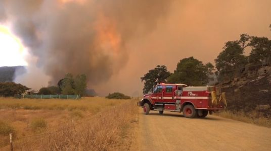 Cal Fire: Firefighter assigned to Mendocino Complex Fire dies