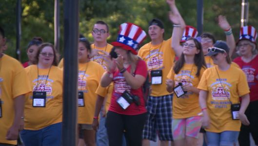 NorCal Special Olympics kick off in Davis