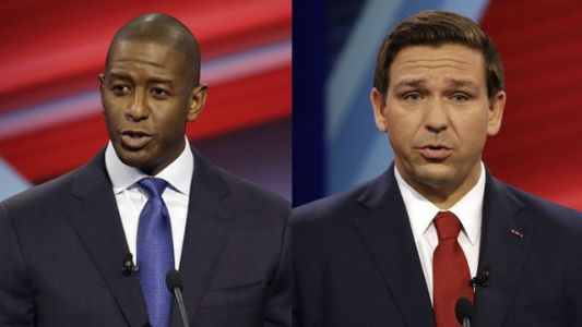 Florida governor's race recount: Democrat Andrew Gillum congratulates Republican Ron DeSantis