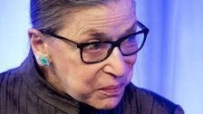 Ruth Bader Ginsburg Is Back In Her Chambers, Less Than A Week After Fracturing 3 Ribs