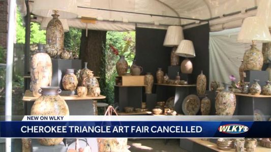 COVID-19 forces cancellation of Cherokee Triangle Art Fair for 2nd year