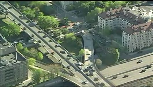Person pulled from Muddy River in Boston