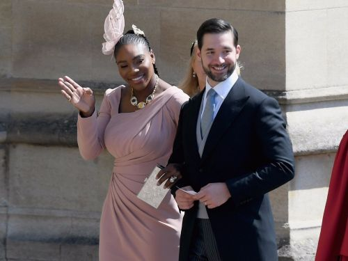 Serena Williams wore sneakers to the royal wedding after-party, and it's a sign of a major shift in women's fashion