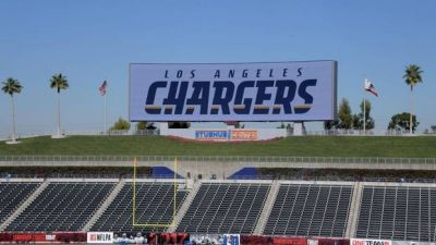 Chargers offer free Bolts tattoos to fans
