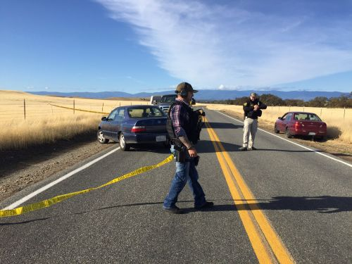 4 dead, shooter killed near Tehama County school