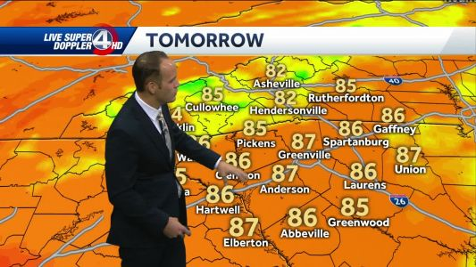 Chris Justus' Complete Forecast