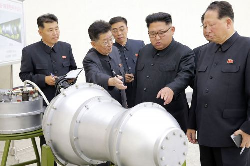 North Korea might test a hydrogen bomb in the Pacific Ocean