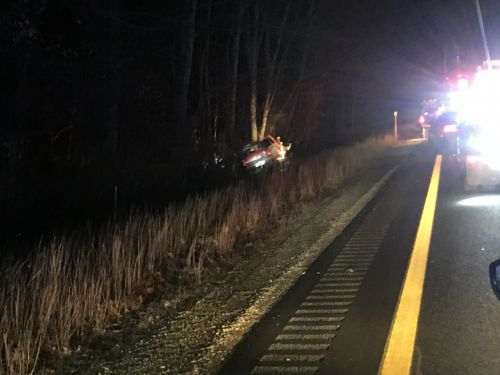 1 killed, 2 injured in crash on I-93 in Canterbury